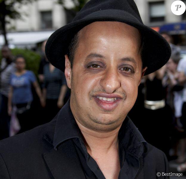Booder (Mohamed Benyamna) à la soirée Global Gift Gala à l'hôtel Four Seasons George V à Paris le 28 mai 2012.