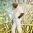 Playboi Carti assiste au défilé Dior, collection homme automne-hiver 2020, au Musée Rubell. Miami, le 3 décembre 2019.