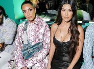 Kim et Kourtney Kardashian : Duo stylé devant les ex de Kourtney et Kylie Jenner