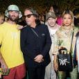 Sean Witherspoon, Shawn Stussy, Daniel Arsham, Yoon Ahn et Acyde assistent au défilé Dior, collection homme automne-hiver 2020, au Musée Rubell. Miami, le 3 décembre 2019.