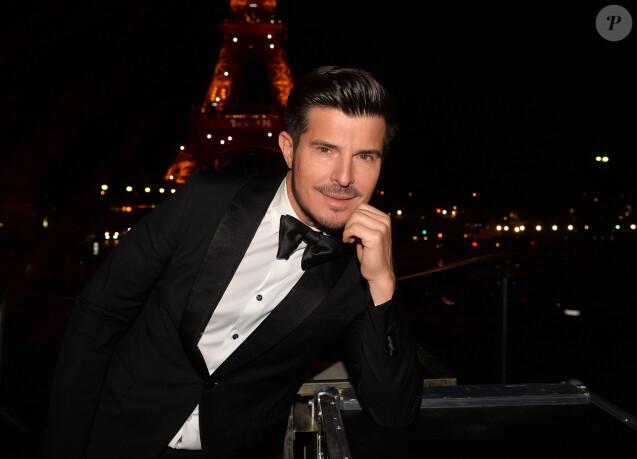 Exclusif - Vincent Niclo - Backstage du concert anniversaire des 130 ans de la Tour Eiffel à Paris, qui sera diffusé le 26 octobre sur France 2. Le 2 octobre 2019. © Perusseau-Veeren/ Bestimage