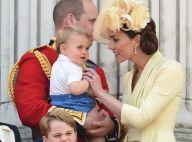Kate Middleton maman fusionnelle ? Son petit Louis est une vraie glue !