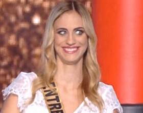 Jade Simon-Abadie, Miss Centre - Val de Loire, le 14 décembre 2019 sur TF1.