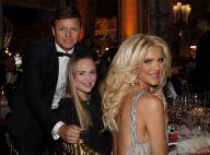 Victoria Silvstedt et Gareth Wittstock : Duo complice au Bal de Noël de Monaco