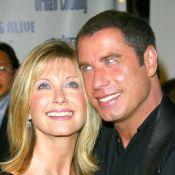 """Grease"" : Olivia Newton-John et John Travolta renfilent leurs célèbres costumes"