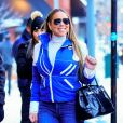 Mariah Carey à Aspen. Le 22 décembre 2018.