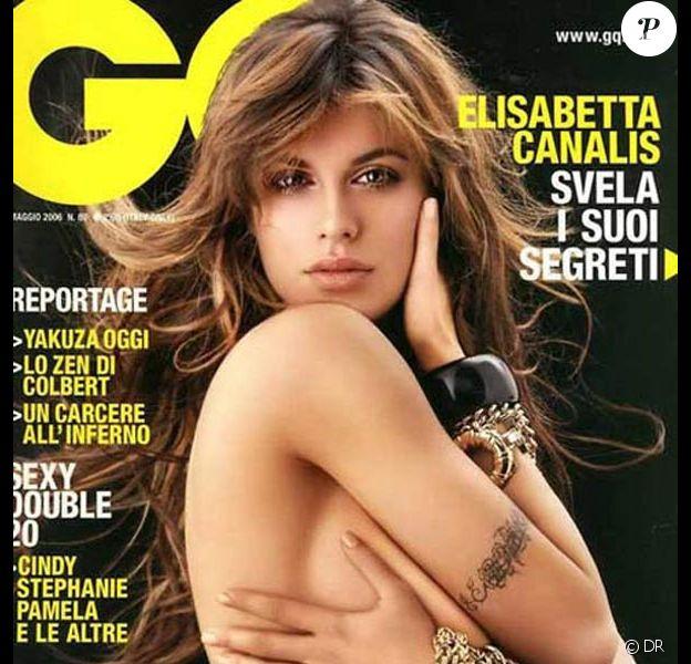Quand on voit Elisabetta Canalis, on se dit que George Clooney a vraiment bon goût !