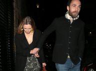 James Middleton et Alizée Thevenet : Les fiancés complices en soirée