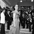 Claudine Auger au Festival de Cannes en 1979.