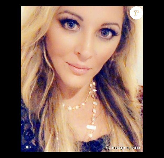 Loana poste un selfie sur Instagram - 11 janvier 2019