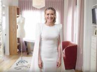 Hilary Duff mariée : sublime dans sa robe blanche, avant le grand jour