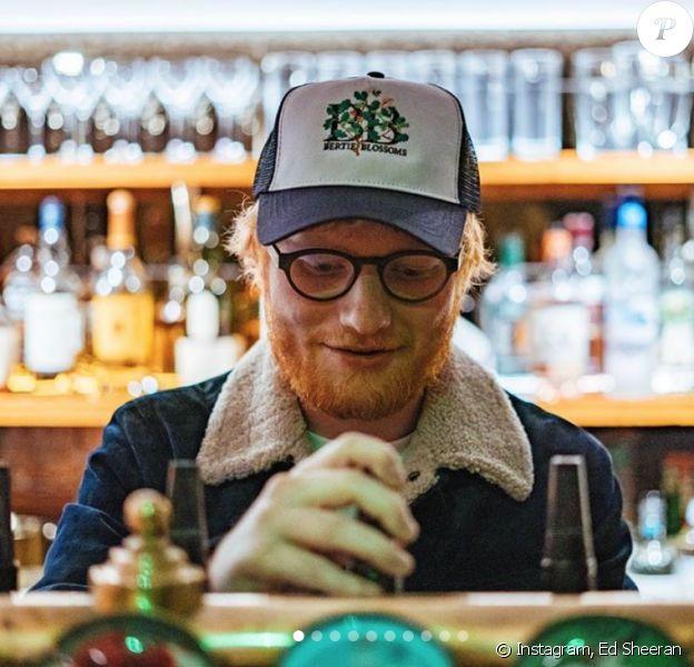 Ed Sheeran. Septembre 2019.