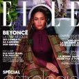"""Beyoncé dans le magazine """"Elle"""" du 27 décembre 2019."""