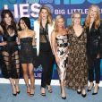 Shailene Woodley, Zoe Kravitz, Laura Dern, Reese Witherspoon, Meryl Streep et Nicole Kidman lors de la première de la deuxième saison de la série 'Big Little Lies' au Centre Jazz At Lincoln à New York, le 29 mai 2019.