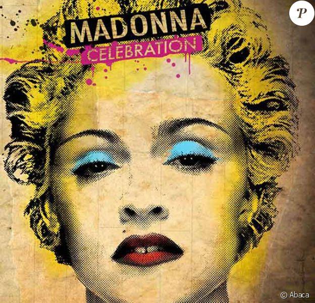 Celebration, single-titre du troisième best of de Madonna, a été dévoilé