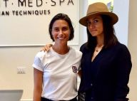Alessandra Sublet se lance en médecine esthétique avec la femme de Tony Parker