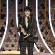 Phoebe Waller-Bridge assiste à la 77ème cérémonie annuelle des Golden Globe Awards au Beverly Hilton Hotel à Los Angeles, le 5 janvier 2020.