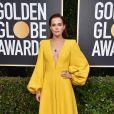 Zoey Deutch assiste à la 77ème cérémonie annuelle des Golden Globe Awards au Beverly Hilton Hotel à Los Angeles, le 5 janvier 2020.
