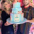 Jeremstar a partagé des photos de sa fête d'anniversaire sur Instagram, le 5 janvier 2020.