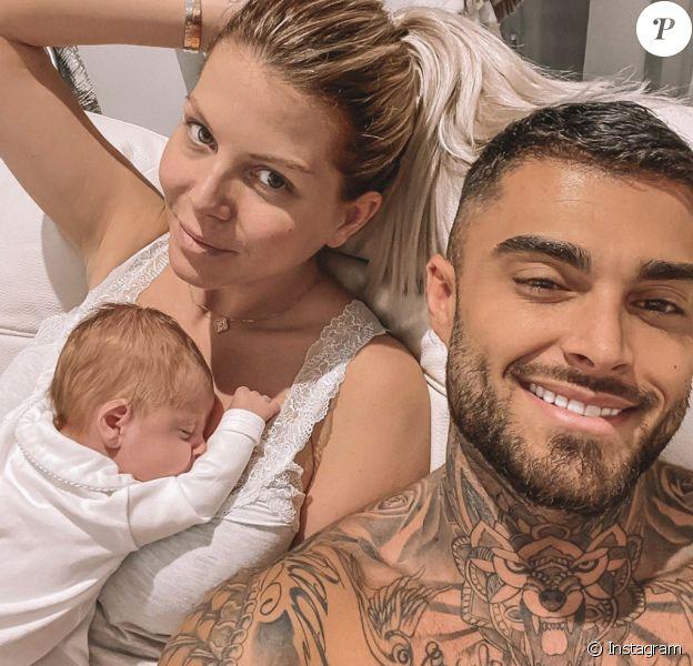 Jessica Thivenin et sa famille le 12 novembre 2019 sur Instagram.