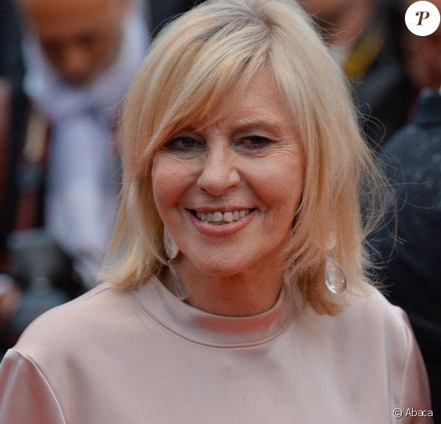 """Chantal Ladesou - Première du film """"Les Plus Belles Années d'une Vie"""" durant le 72e Festival de Cannes. Le 18 mai 2019. @Julien Reynaud/APS-Medias/ABACAPRESS.COM"""