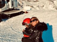 Vitaa : Tendres photos du petit Adam, craquant sur les pistes
