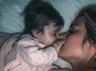 """Carla Moreau maman épuisée : """"Je suis un peu dégoûtée..."""""""