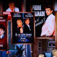 """Exclusif - No Web - Isabelle Nanty, Muriel Robin, Isabelle Mergault, Pierre Palmade et Nikos Aliagas - Surprises - Enregistrement de l'émission """"La Chanson secrète 5"""", qui sera diffusée le 11 janvier 2020 sur TF1, à Paris. Le 17 décembre 2019 © Gaffiot-Perusseau / Bestimage  Exclusive - No Web No Blog pour Belgique et Suisse17/12/2019 - Paris"""
