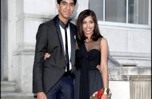 Freida Pinto et Dev Patel : le duo de Slumdog Millionaire s'affiche glamour et... terriblement amoureux !