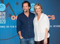 """Michèle Laroque et Stéphane de Groodt, """"couple"""" complice à l'Alpe d'Huez"""