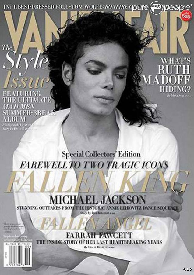 La Couverture de l'album ; Michael ! - Michael Jackson is