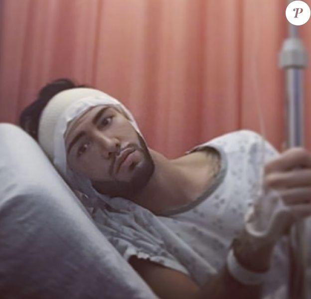 Sacha Buyse (Secret Story) à l'hôpital