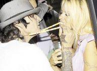 Pamela Anderson et Tommy Lee ont passé... une soirée (nuit ?) ensemble à Las Vegas !
