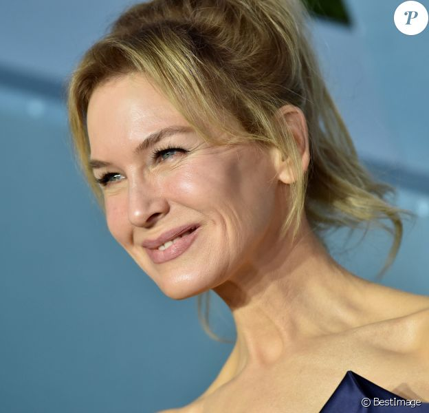 """Renee Zellweger - 26ème cérémonie annuelle des """"Screen Actors Guild Awards"""" (""""SAG Awards"""") au """"Shrine Auditorium"""" à Los Angeles, le 19 janvier 2020."""