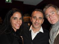 Elie Semoun acclamé par Franck Dubosc et les VIP pour son nouveau show