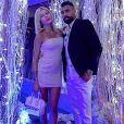 Sarah Lopez et Jonathan Matijas en couple, ils prennent la pose sur Instagram - 1er janvier 2020
