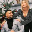 Sarah Lopez et Jonathan Matijas en couple, ils prennent la pose sur Instagram - 25 decembre 2020