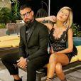 Sarah Lopez et Jonathan Matijas en couple, ils prennent la pose sur Instagram - 22 décembre 2020