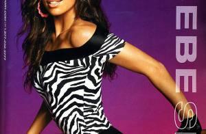 Eva Longoria : sexy les nouvelles photos de la campagne BEBE Sport !