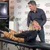 Julianne Hough : La vidéo de son effrayant exorcisme en pleine conférence
