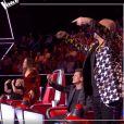 """Anthony Trice, repéré au casting à l'aveugle """"The Voice"""" le 25 janvier 2020 (TF1)."""