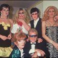 Michou et ses artistes le 20/12/1988
