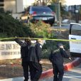 Le champion de basket américain Kobe Bryant est mort à 41 ans dans un accident d'hélicoptère avec sa fille Gianna Maria à Calabasas, Los Angeles. Le 26 janvier 2020.
