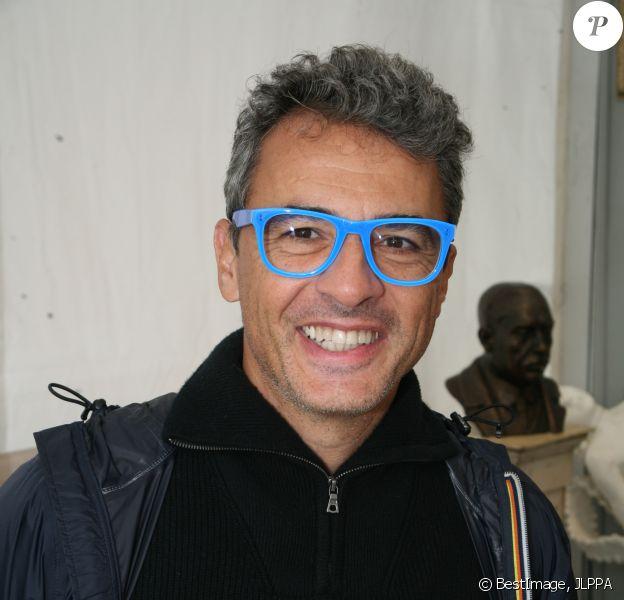 Exclusif - Julien Cohen - 99ème édittion de la 'Foire de Chatou' sur les antiquités et Brocante à Chatou le 29 septembre 2019. © JLPPA/Bestimage