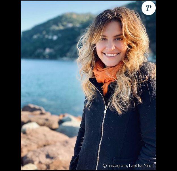 Laetitia Milot sur Instagram. Le 19 janvier 2020.