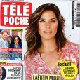 Retrouvez l'interview intégrale de Laetitia Milot dans le magazine Télé Poche du 8 au 14 février 2020.