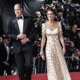 Le prince William, duc de Cambridge et Catherine Kate Middleton, la duchesse de Cambridge lors de la 73e cérémonie des British Academy Film Awards (BAFTA) au Royal Albert Hall à Londres, le 2 février 2020.