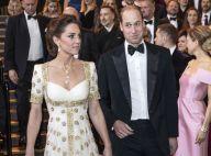 Kate Middleton et William : Rire gêné après une blague de Brad Pitt aux BAFTA