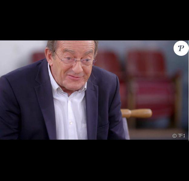 """Jean-Pierre Pernaut intervient dans """"Stars à nu"""" pour évoquer son cancer et ses conséquences. Emission diffusée vendredi 31 janvier 2020 sur TF1"""