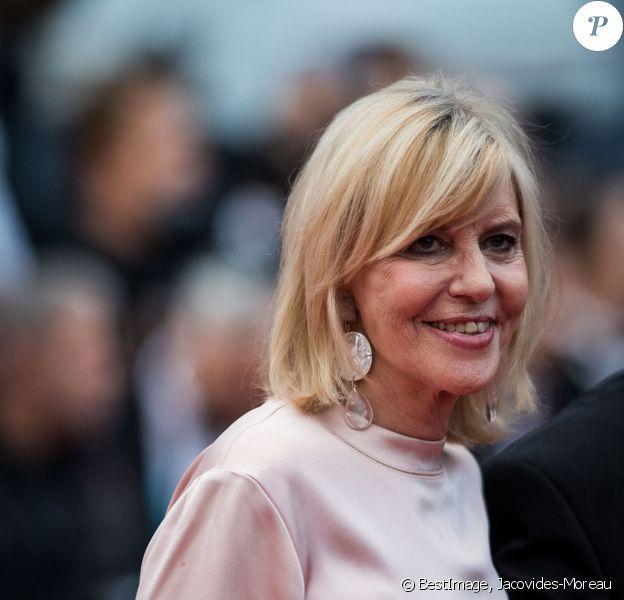 """Chantal Ladesou - Montée des marches du film """"Les plus belles années d'une vie"""" lors du 72ème Festival International du Film de Cannes. Le 18 mai 2019 © Jacovides-Moreau / Bestimage"""